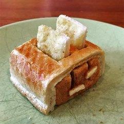 Flip Chair Bed Memory Foam Uk 3d Toast Sculptures