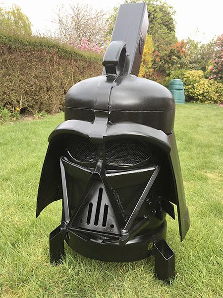 Darth Vader Grill