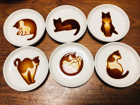 Soy Sauce Cats