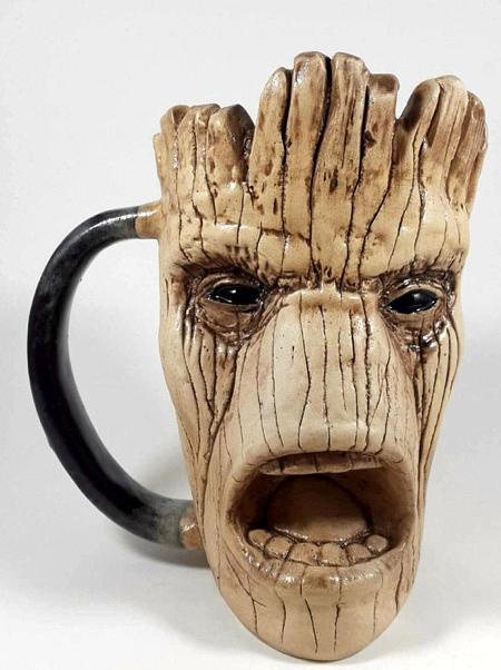 Groot Coffee Mug