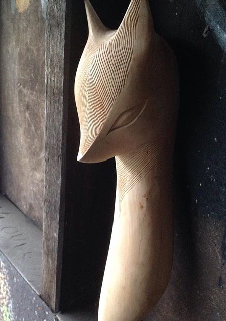 Wood Carvings By Tach Pollard