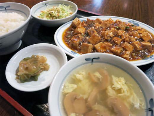 高尾 住宅街の中華の人気店 中国料理