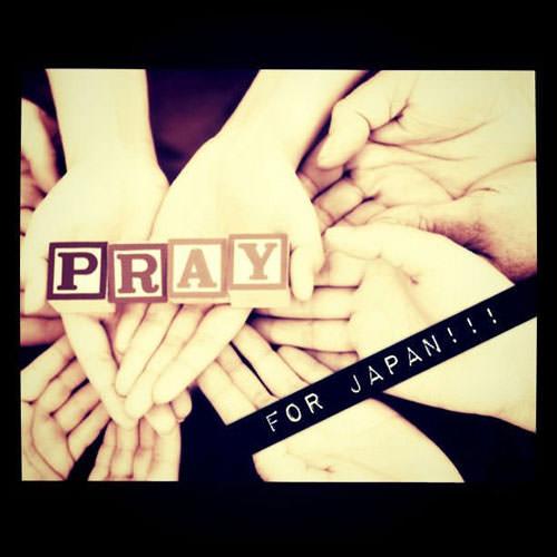 東日本大震災から2年 Pray For Japan