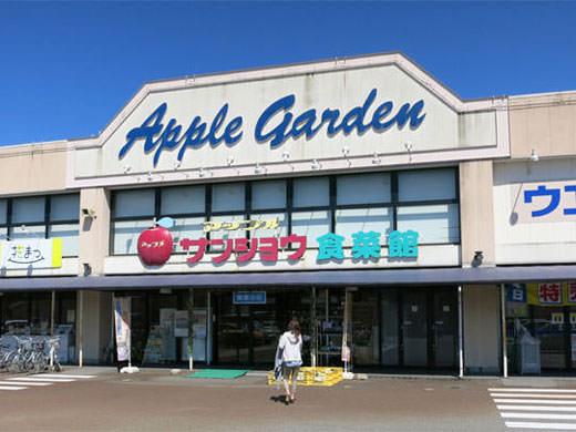 バナナ+リンゴ=バナップル!?アップル サンショウ 食菜館 栄町店(富山市栄町)