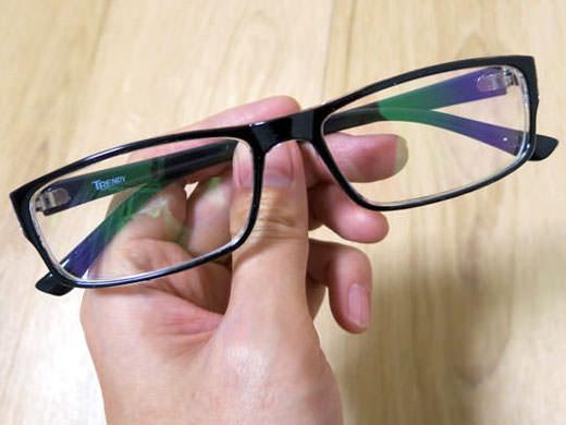 日経トレンディ 無料おまけでブルーライトカット PCメガネをゲット