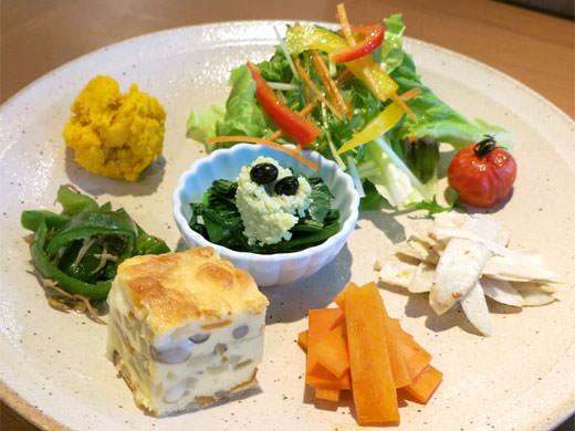 食堂nogi 野菜ソムリエの心に優しいご飯カフェ
