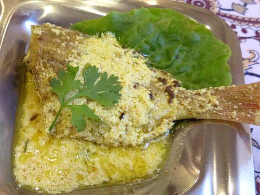 インド家庭料理 ニーラジュ メニューなし完全予約制で超隠れ家も旨々