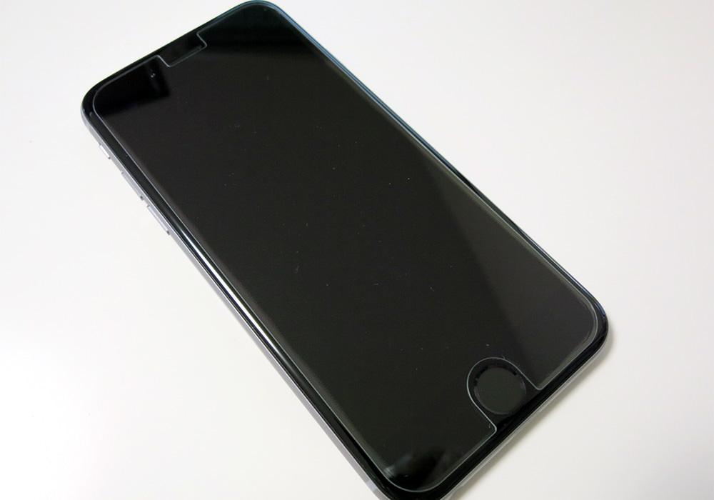 激安163円!iPhone6用 強化ガラスフィルムをアマゾンで購入
