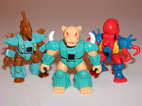 STA Battle Beasts Playsets Battle Beasts Amp Laserbeasts Action Figures