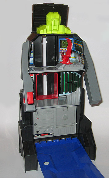 STA GoBots Playsets Thruster