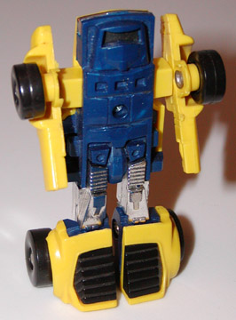 STA Transformers Transformers Toys Variations Yellow