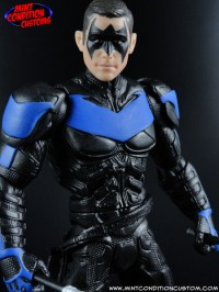 Movie Concept Nightwing (Dark Knight Rises) - Toy ...