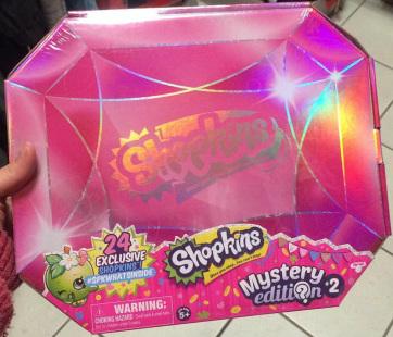 Shopkins Mystery Edition Season 2