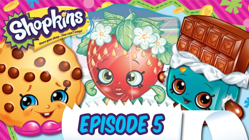 Shopkins cartoon episode 5 frozen climbers toy box chest - Shopkins cartoon episode 5 ...