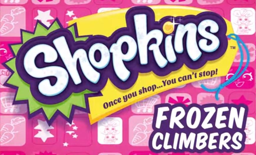 Shopkins cartoon episode 5 frozen climbers - Shopkins cartoon episode 5 ...