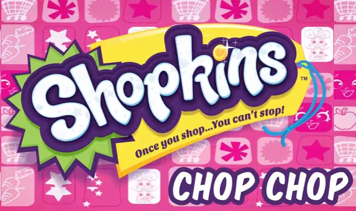 Shopkins Cartoon - Episode 6 Chop Chop