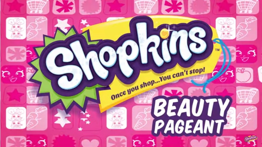 Shopkins Cartoon Episode 8 Beauty Pageant