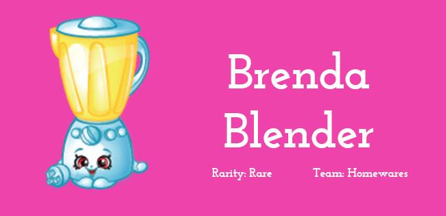 Brenda Blender