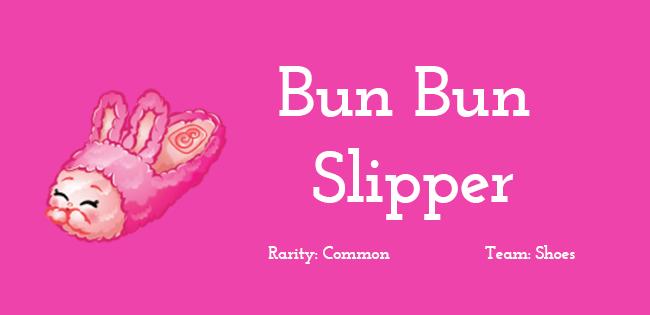 Bun Bun Slipper