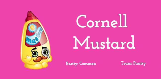 Cornell Mustard