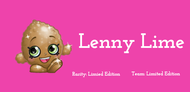 Lenny Lime