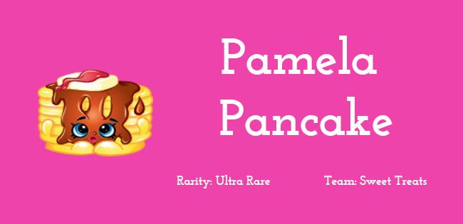 Pamela Pancake
