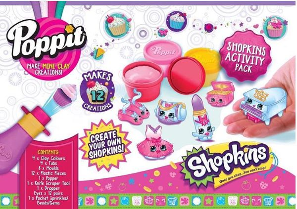Create Your Own Clay Shopkins