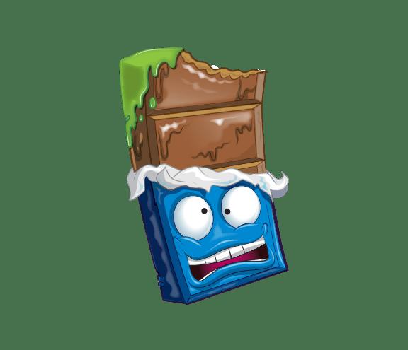 Crusty Chocolate Bar