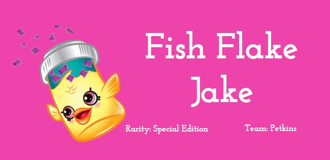 Fish Flake Jake