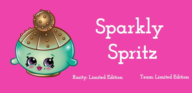 Sparkly Spritz