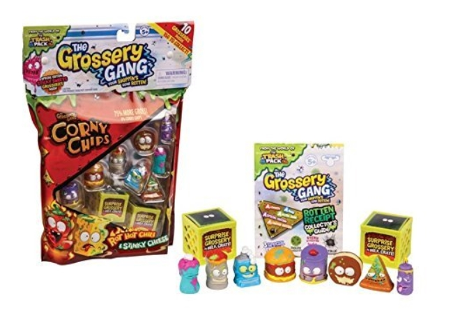 The Grossery Gang Corny Chips S1 Large Pack