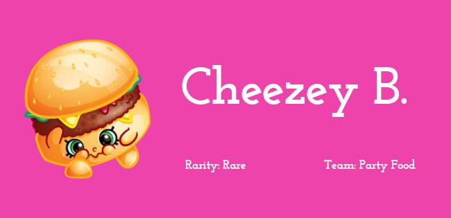 Cheezey B.