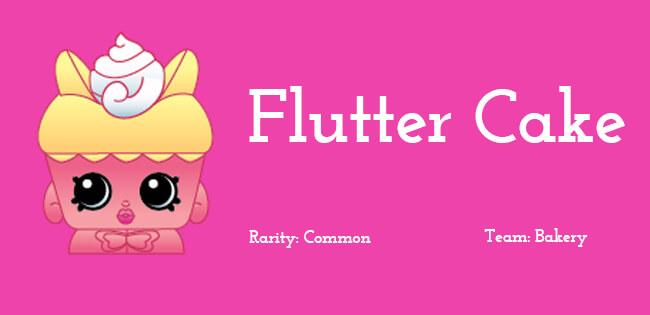Flutter Cake