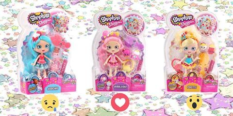 SHOPPIES SEASON 1 DOLLS GIVEAWAY