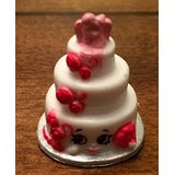 Wendy Wedding Cake