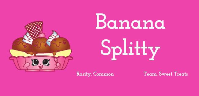 Banana Splitty