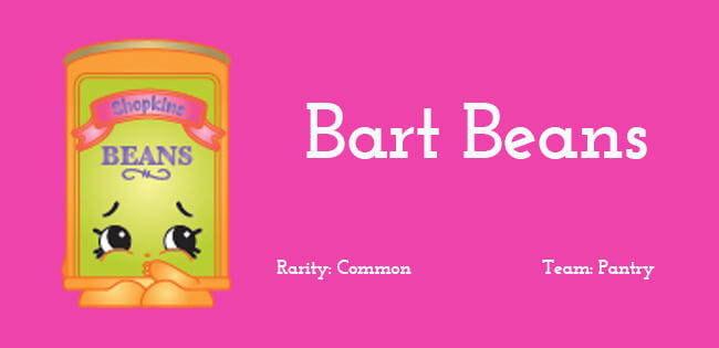 Bart Beans