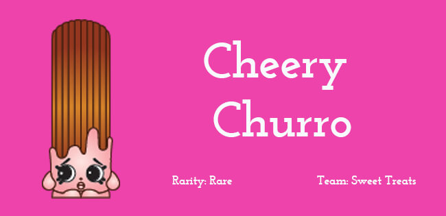 Cheery Churro