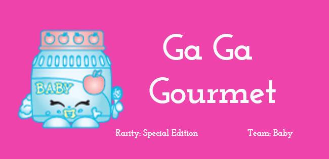 Ga Ga Gourmet