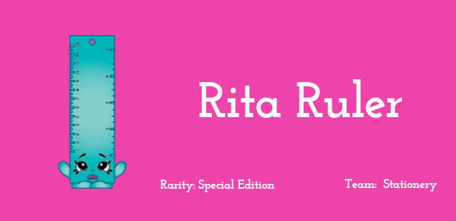 Rita Ruler
