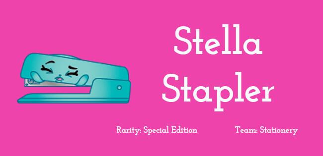 Stella Stapler