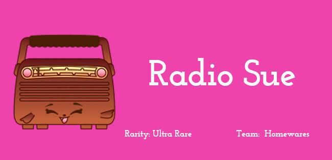 Radio Sue