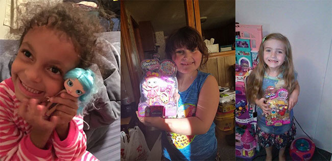 Shopkins Shoppies Giveaway Winners
