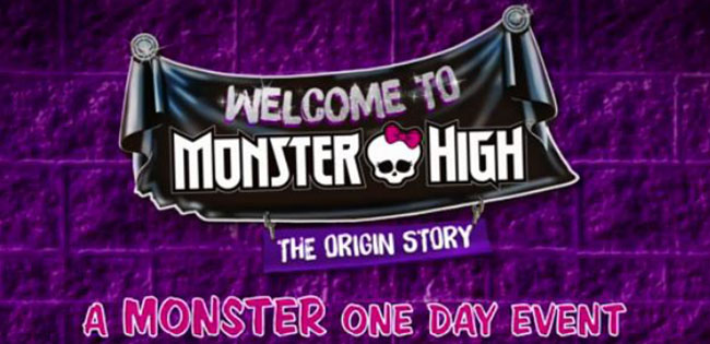 Monster High Welcome to Monster High