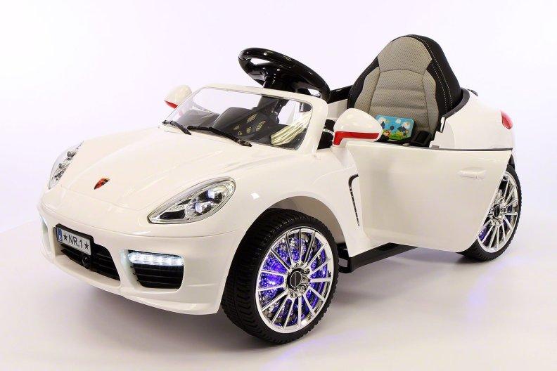 Kids Electric Sports Car Porsche Boxster