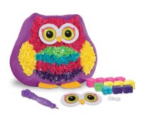 Plush Craft Owl Pal Pillow - The Granville Island Toy Company