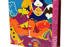 Merchandise - Art Wallet 5 - Toyism Art Movement