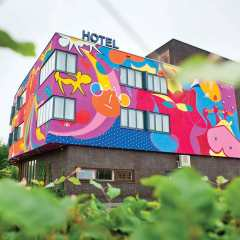 Art Wallet - Hotel ten Cate 2 - Toyism Art Movement