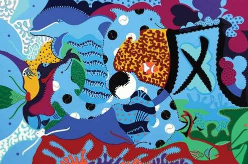 Fine Art Print - House Bottlenose Dolphin - Toyism. Art for sale. Buy bestselling art prints online.