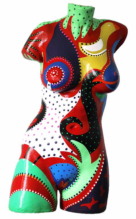 Sculpture - The Wildlife Front - Toyism Art Movement